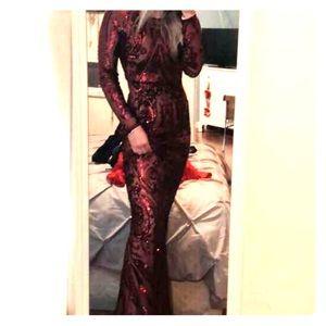Fashion Nova size medium gorgeous dress